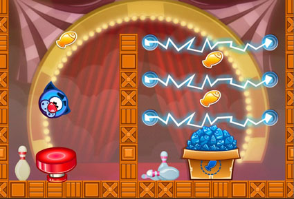Cats n Fish 2: Circus Escape