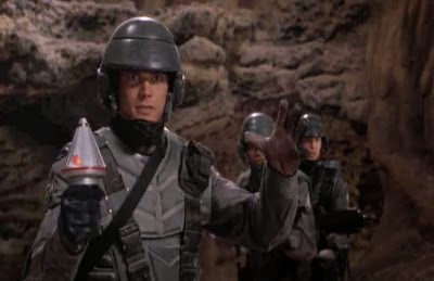 Johnny Rico Starship Troopers