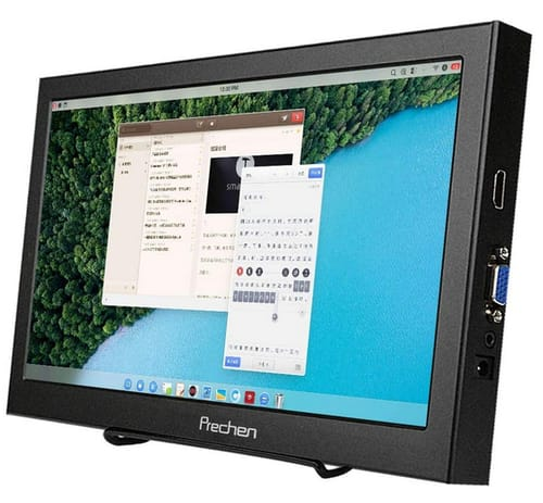 Prechen 11.6 inch Portable Monitor for Laptop PS3 PS4