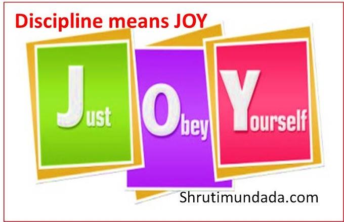 Importance of Discipline in Life in Hindi  जीवन में अनुशासन का महत्व
