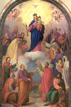 podania i opowieści o Matce Bożej