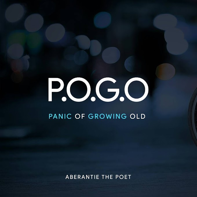 Aberantie The Poet - Panic Of Growing Old (Spoken Word) #POGO