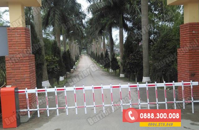 Lắp đặt Barie tại Bình Định