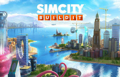 entah itu bangunannya ataupun infrastuktur pendukungnya SimCity apk
