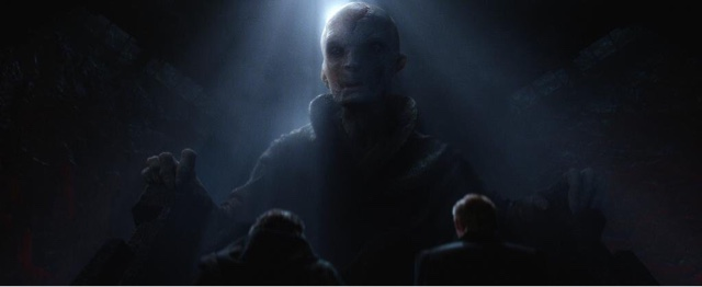 Supreme Leader Snoke Quotes From The Force Awakens In A Far Away
