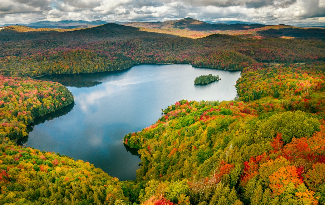 Chi viaggia impara Immagini dal mondo Stati Uniti dAmerica Vermont