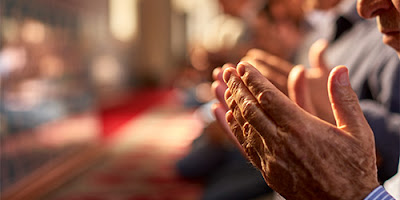 kembali kepada Allah dan Berdoalah