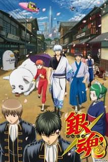 Gintama Season 2 Opening/Ending Mp3 [Complete]