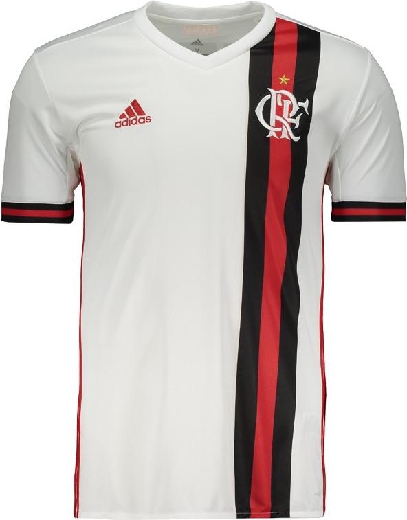 Adidas lança a nova camisa reserva do Flamengo - Show de Camisas 8ba48df16051e