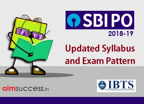 SBI PO Syllabus & Exam Pattern 2018  Updated