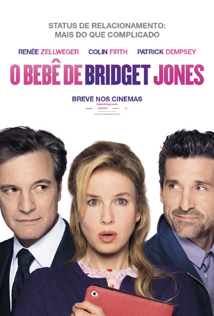 O Bebê de Bridget Jones Torrent – BluRay 720p e 1080p Dublado (2017)