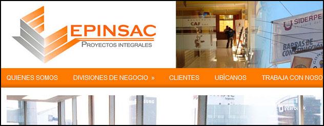 EPINSAC – Proyectos Integrales