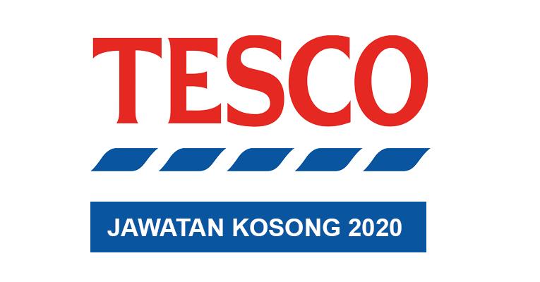 Jawatan Kosong di Tesco Stores (Malaysia) Sdn Bhd 2020