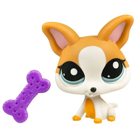 Littlest Pet Shop Singles Chihuahua (#2072) Pet