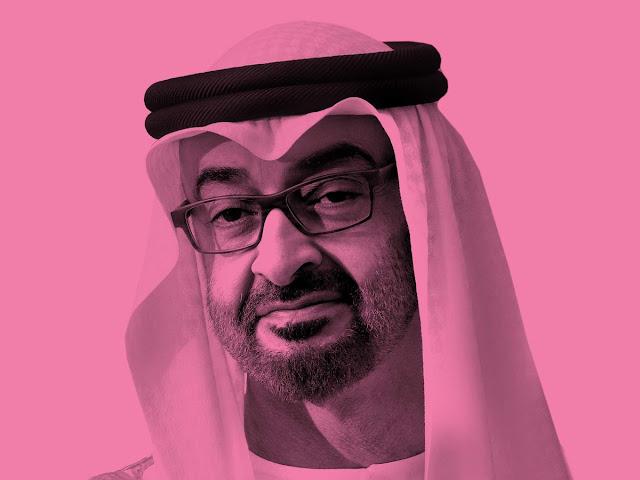 Mohammed bin Zayed Al Nahyan, the #UAE- #Israel Peacemaker: Bloomberg 50 2020 - Bloomberg
