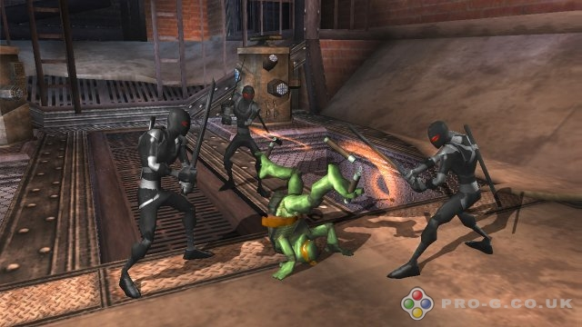 Teenage Mutant Ninja Turtles Pc Download Games Keygen