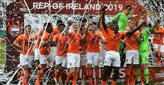 2019 European Championship