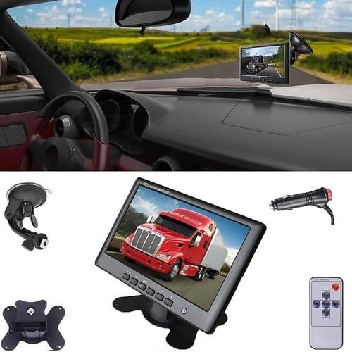 OYT Car Backup Camera Kit LCD Rear View Monitor