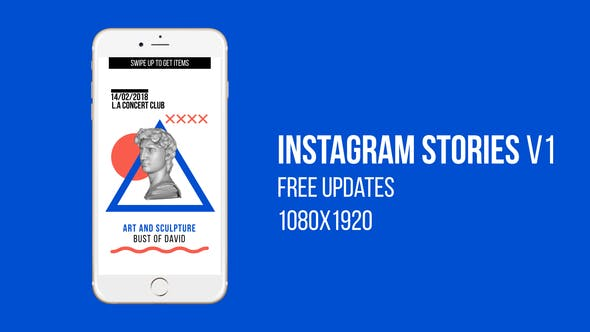 Instagram Stories[Videohive][After Effects][23171410]