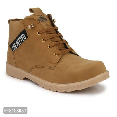 Men's High Fashion Trendy Outdoor Boots
