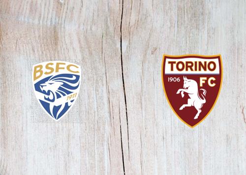 Brescia vs Torino -Highlights 9 November 2019