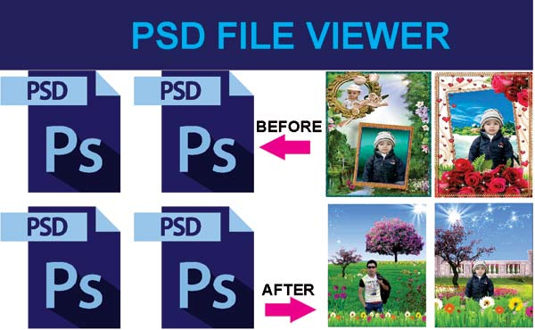 PSD File Viewer | Photoshop File Viewer Software Free