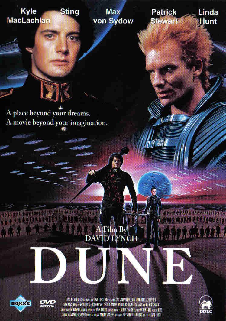 El Desván de las Palabras: Rober Suárez: Dune (1984)