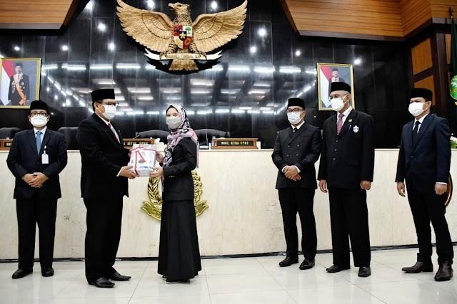DPRD Jabar Apresiasi Pemprov Jabar Kembali Raih Opini WTP Yang Ke-10 Kali