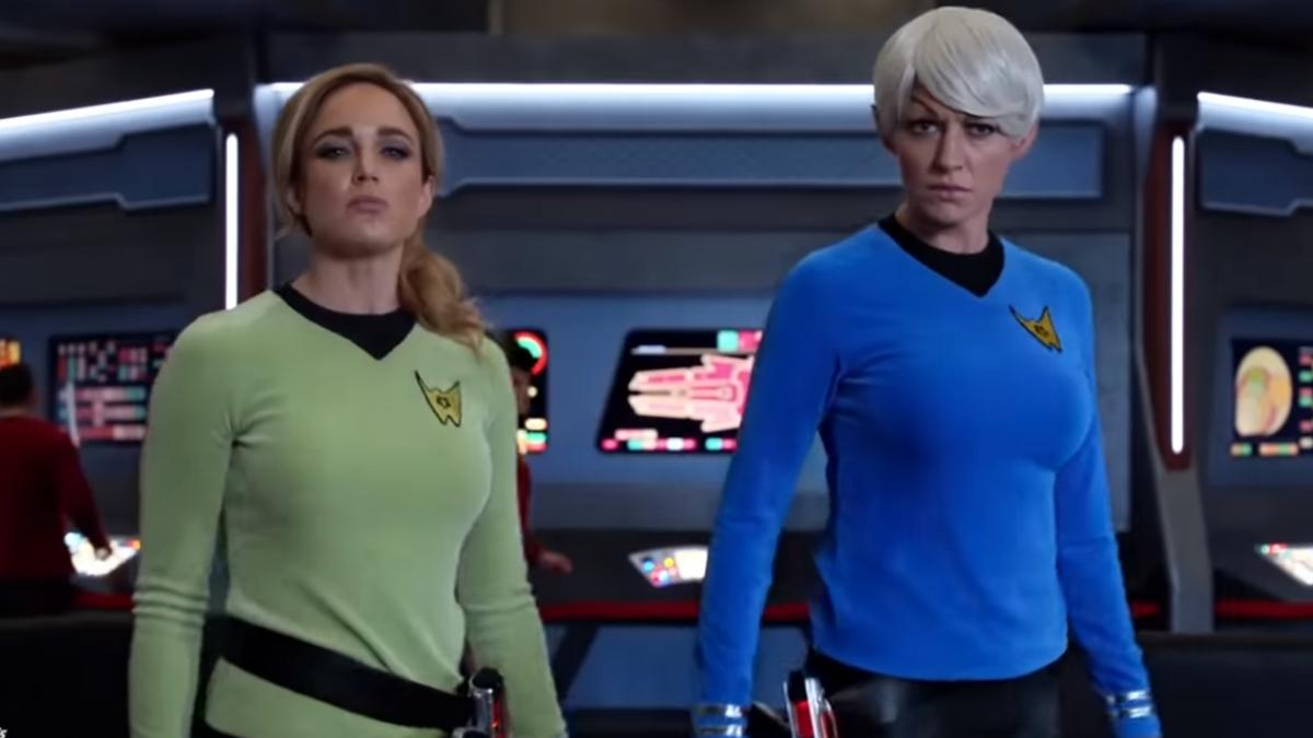 'Legends of Tomorrow': Sétima temporada ganha divertido teaser