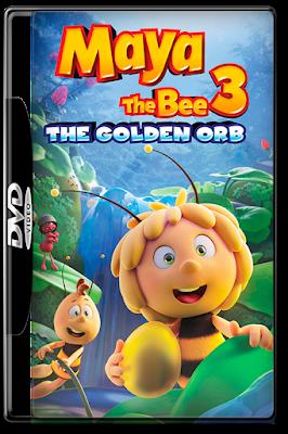 Maya the Bee 3: The Golden Orb [2021] [DVDR R1] [Latino]