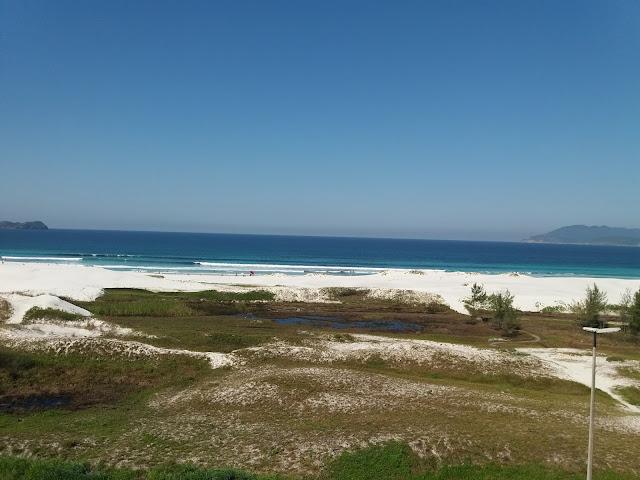 Praia do Forte - Cabo Frio.