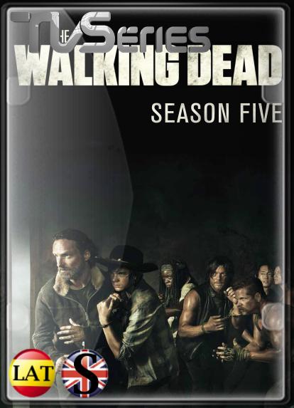 The Walking Dead (Temporada 5) HD 1080P LATINO/INGLES