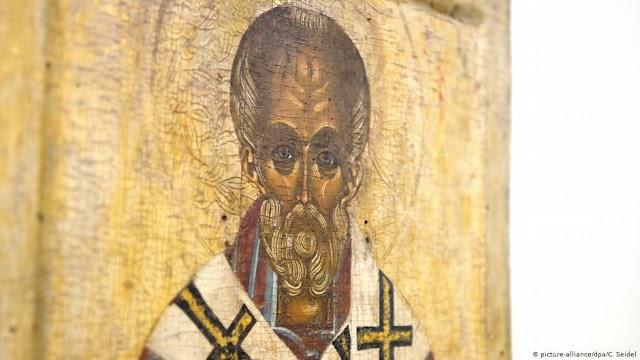 Εκπληκτική έκθεση βυζαντινών και ρωσικών εικόνων στη Γερμανία