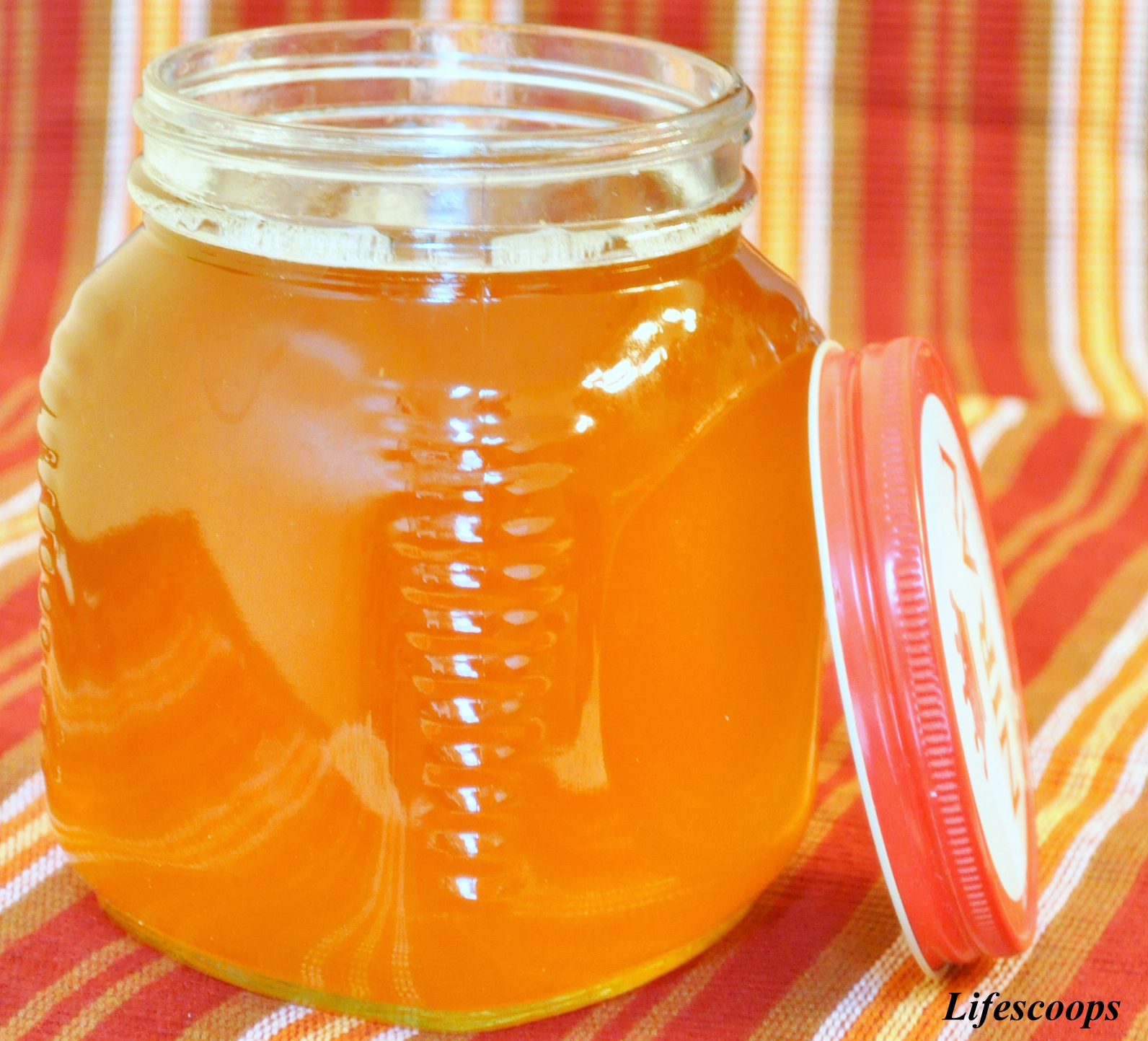 Life Scoops Home Made Ghee Clarified Butter