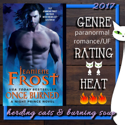2 stars once burned night prince 1 by jeaniene frost fandeluxe Choice Image