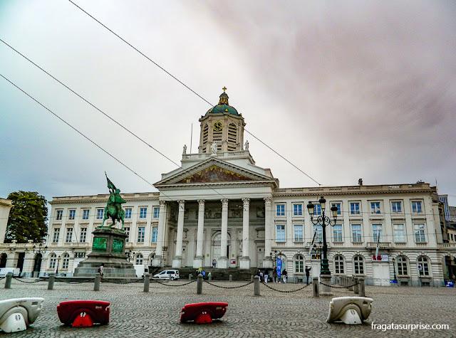 Palácio Real da Bélgica, em Bruxelas