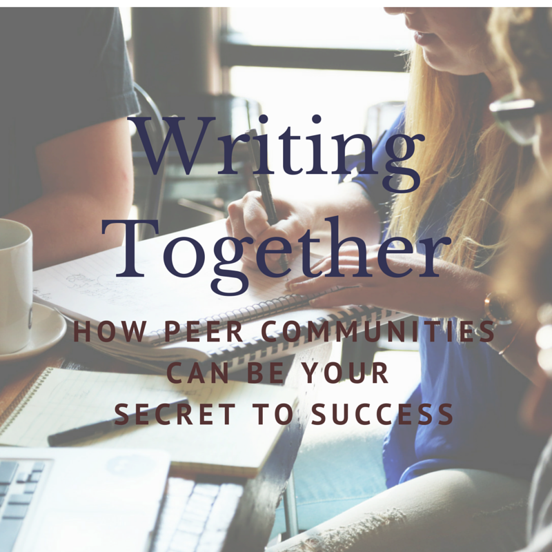 Writing together: The secret to success