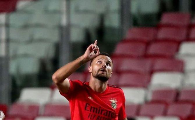 Seferovic, o mal amado do Benfica