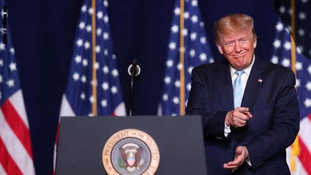 ترامب: كل شيء على ما يرام.. وظريف: لا نريد الحرب أو التصعيد
