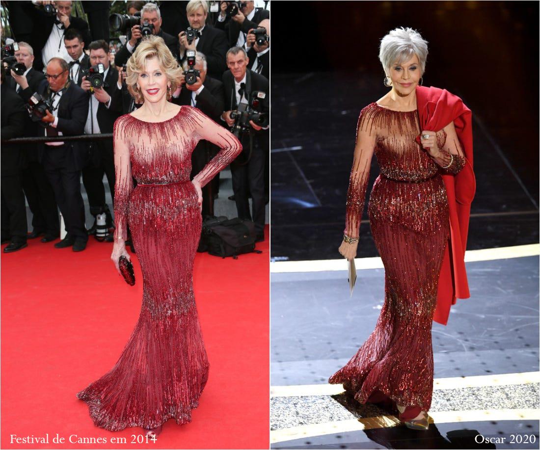 O significado atrás das roupas do Oscar 2020
