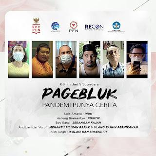 film pendek pagebluk pandemi punya cerita