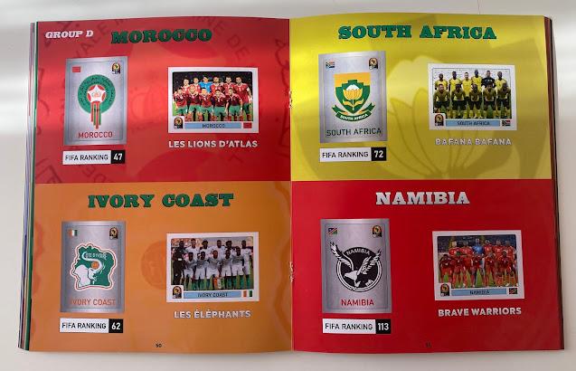 figurine gironi africa 2019