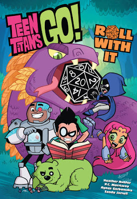 Teen Titans Go Roll With It