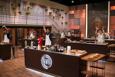 Episódio 3 (28/07): Os autores dos melhores pratos seguem para a segunda prova que vai decidir quem é o novo MasterChef Brasil. Crédito: Carlos Reinis/Band