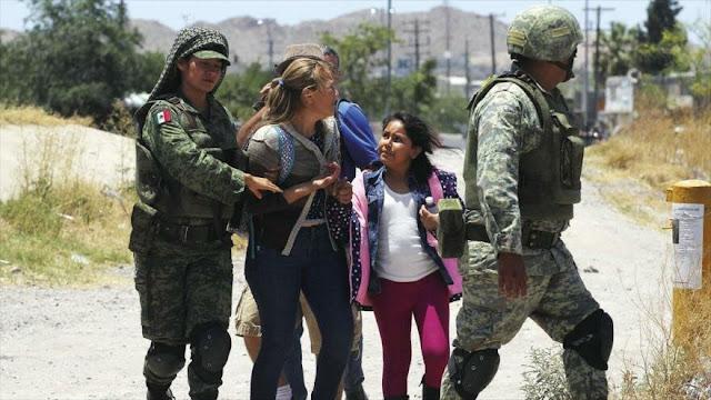 ONU: México rompió su propio récord en devolución de migrantes