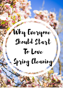 why you should love spring cleaning