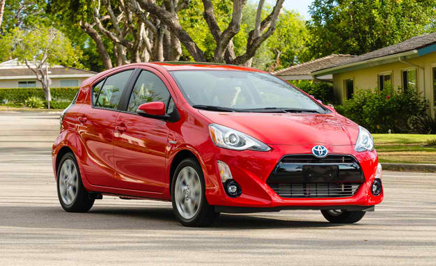 List of Toyota Prius C Types Price List Philippines