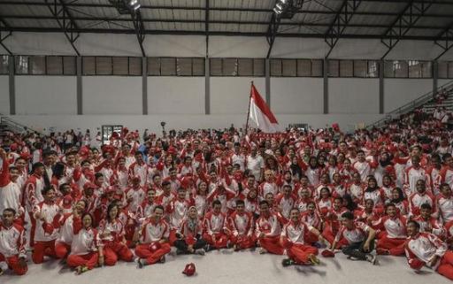 Menpora Mengatakan Kepada Atlet Jangan Hiraukan Kisruh SEA Games 2019