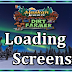 FarmVille Alaskan Summer Farm The Loading Screens