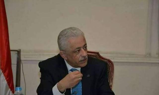 وزير التعليم يكشف عن المحافظة الأعلى إصابة بكورونا داخل المدارس